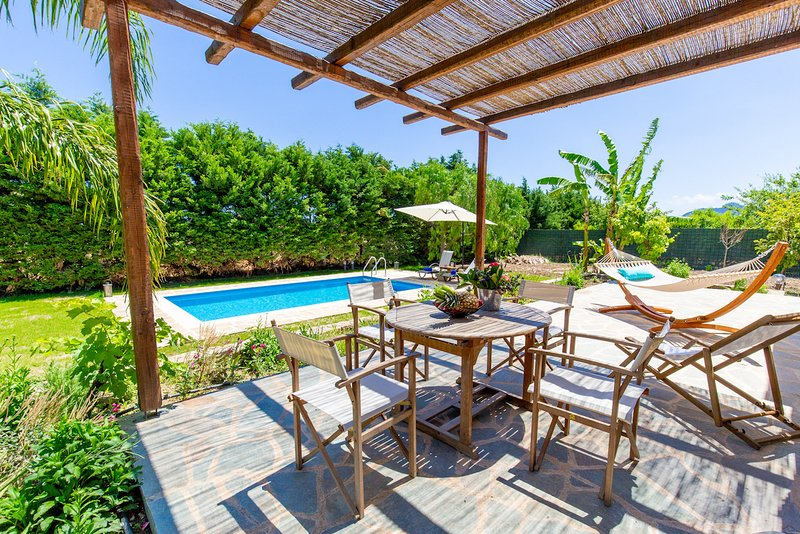 Rose Garden House, holiday rental in Afandou