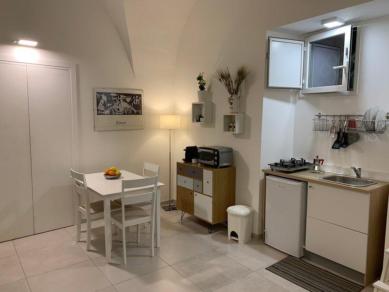 Amazing studio near the beach, alquiler vacacional en Fleri