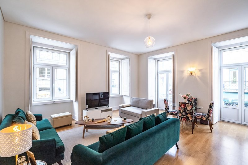 Basil Green Apartment, Baixa, Lisbon, vacation rental in Lisbon District