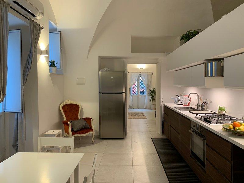Amazing house in Catania, alquiler vacacional en Fleri
