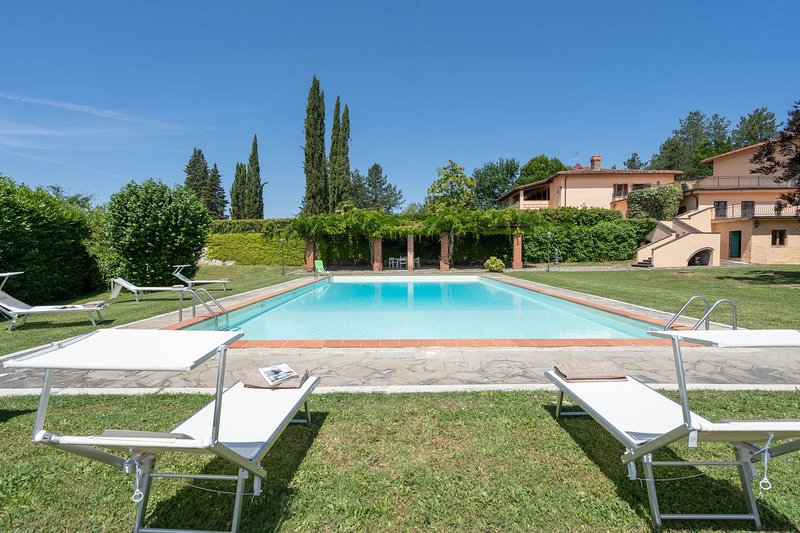 Villa Enrica, vacation rental in Borgo San Lorenzo