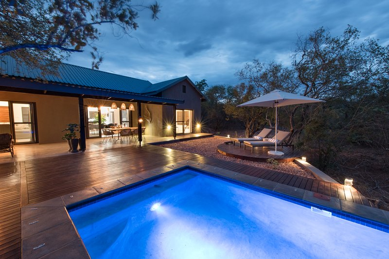 Bushwillow Villa close to Kruger National Park, holiday rental in Balule Nature Reserve