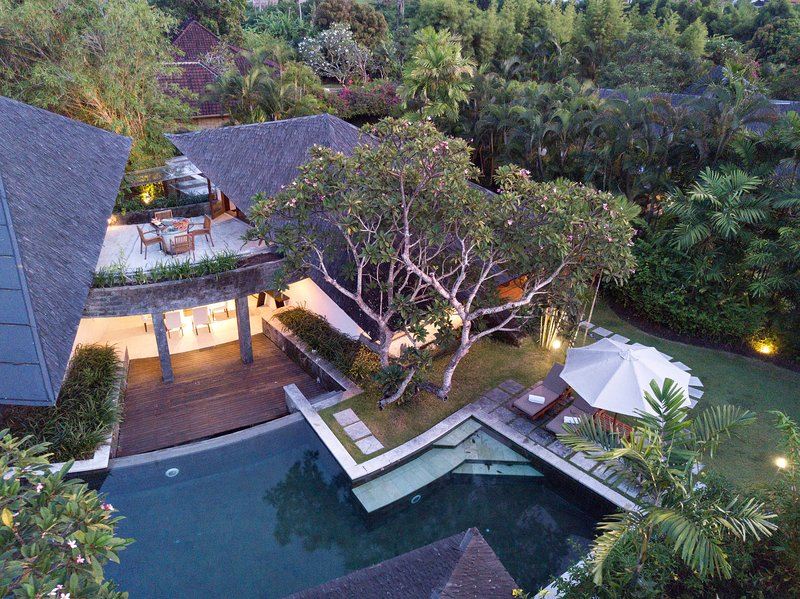 Artistic Luxury Villas in Ricefield - Sin Sin one, holiday rental in Dalung