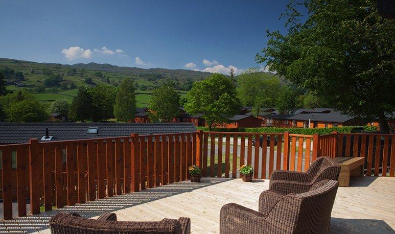 Limefitt View Lodge, Limefitt Holiday Park, holiday rental in Near Sawrey