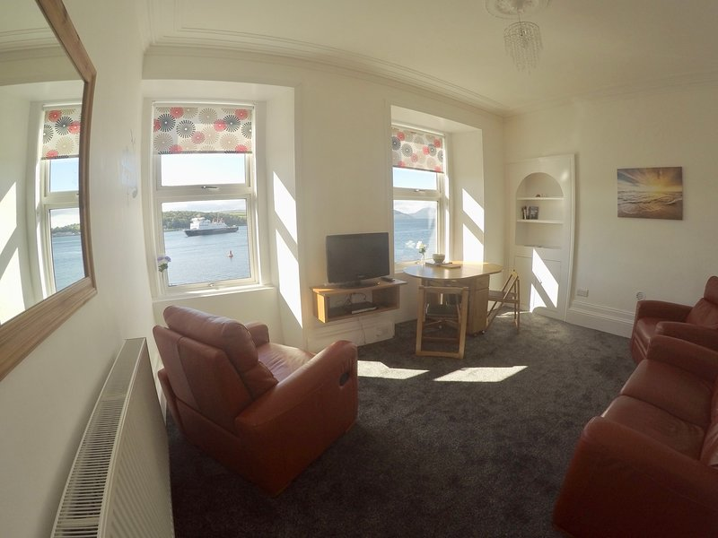 Ferry View, vacation rental in Isle of Bute