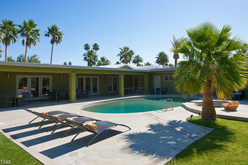 Mel House, holiday rental in Palm Springs
