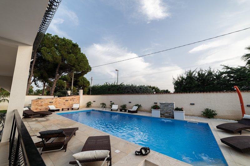 Villa Mafalda Relax, vacation rental in Cassibile