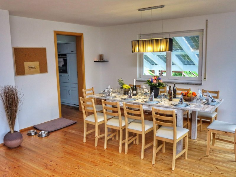Vacation home Reinerzau - close to nature with sauna & hot tub, holiday rental in Rosenfeld