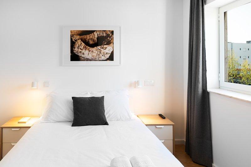 Apartment East River - Braga City Center, alquiler de vacaciones en Vila Nova de Famalicao