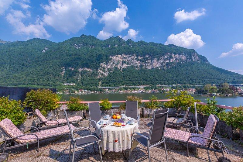 Casa Bader, casa vacanza a Riva San Vitale