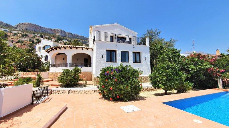 MARYVILLA0516-Wifi y Parking Gratis-Cerca Playa., holiday rental in Calpe