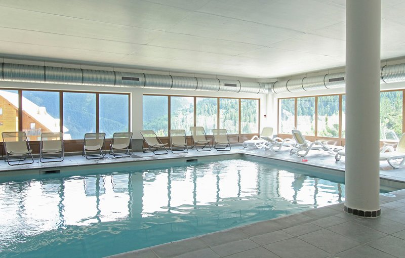 Enjoy the excellent on-site amenities including the beautiful indoor pool!