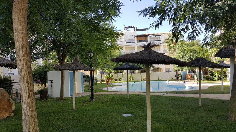 Residencial Duquesa Sabinillas-Manilva, aluguéis de temporada em San Luis de Sabinillas