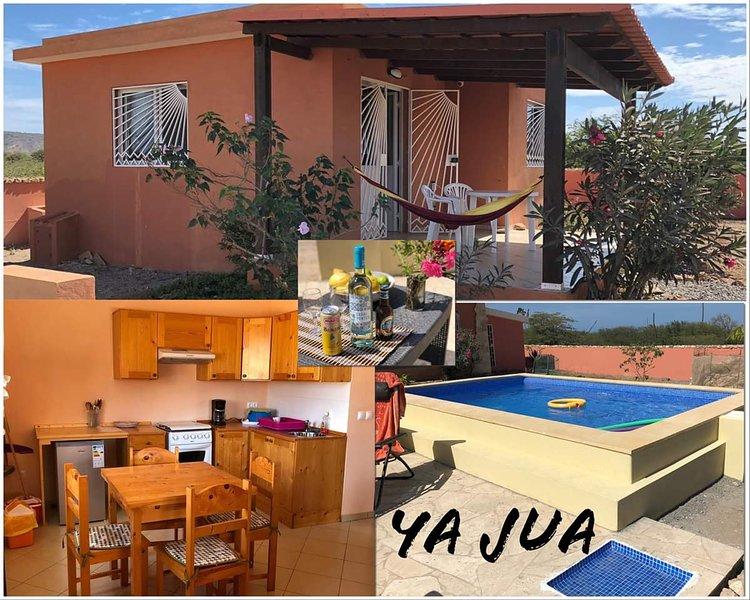 Ya Jua Eco Lodge tout confort (autres bungalows disponibles Bahari & Mamalo)., holiday rental in Morro