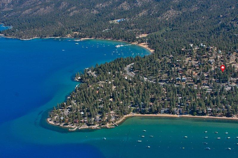 Eagles Nest - nvh1424 tahoe cabin