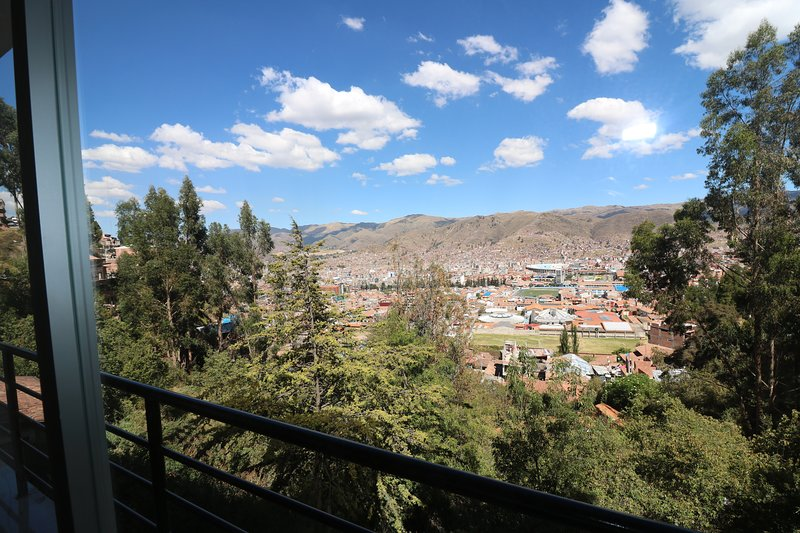 Amazing view in Cusco, holiday rental in Lamay