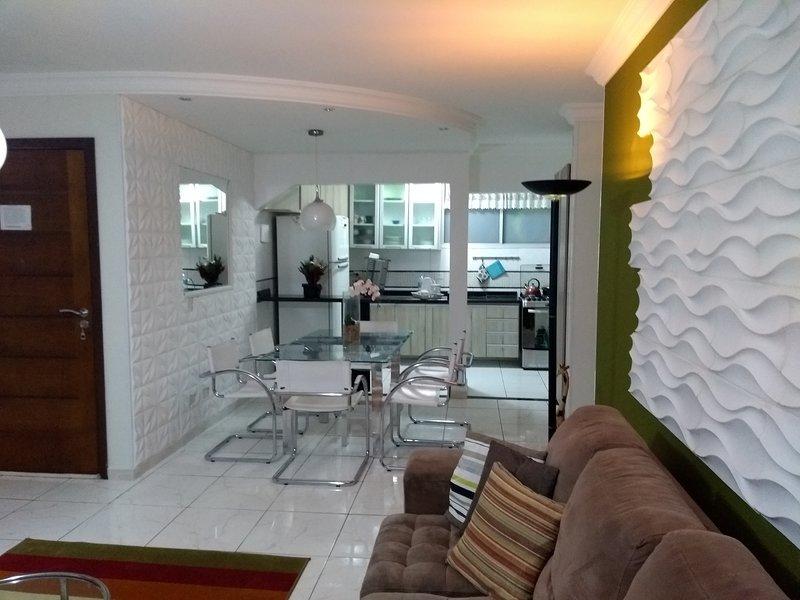 Apartamento no coração do Batel., casa vacanza a Curitiba