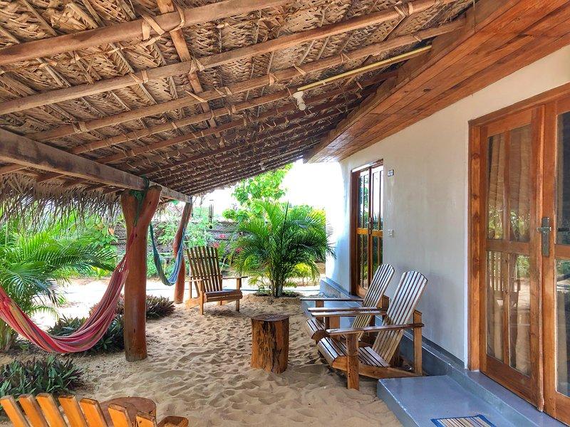 Kadjan Villa - ROOM SOL, holiday rental in Komari
