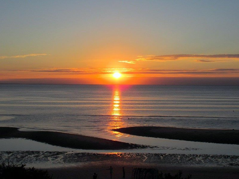 Gorgeous Sunsets over Cape Cod Bay
