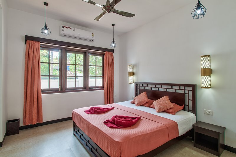 Lush Rooms on the heart of Calangute