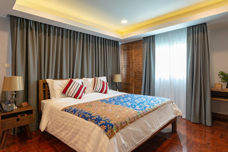 301 - The Dusit Executive at Maneeya Park Residence, vacation rental in Samut Prakan