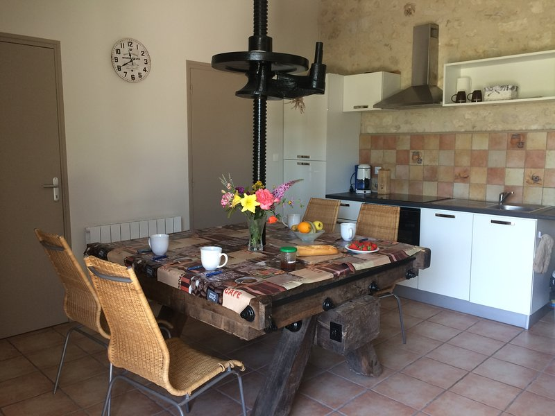 gite de charme , Eymet, holiday rental in Eymet