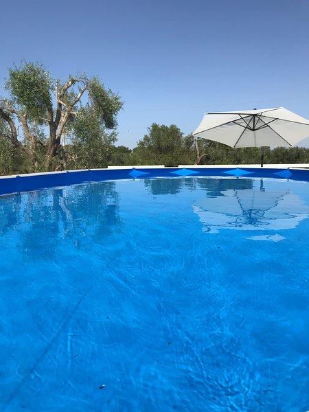4x8m Pool