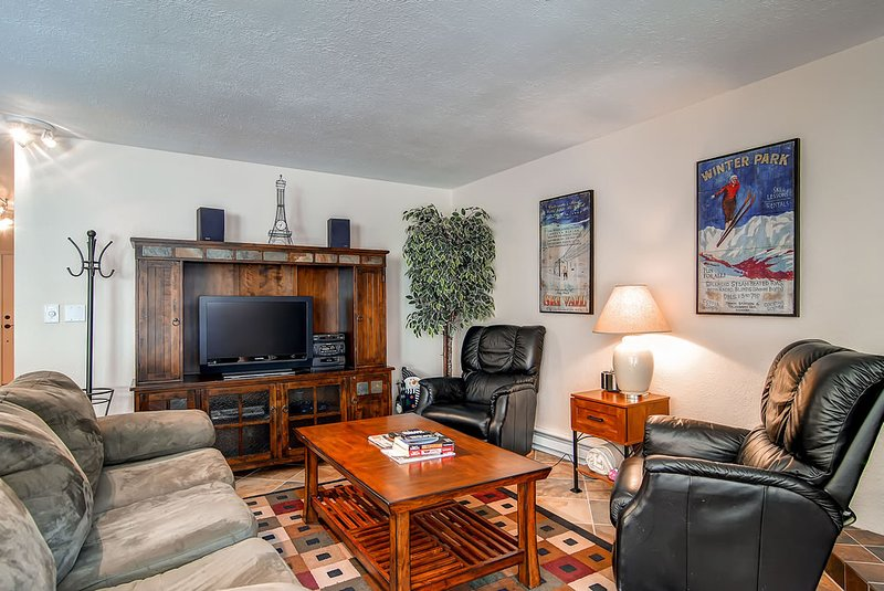 Park Place 102C - Walk to Lifts/Walk to Town, holiday rental in Breckenridge