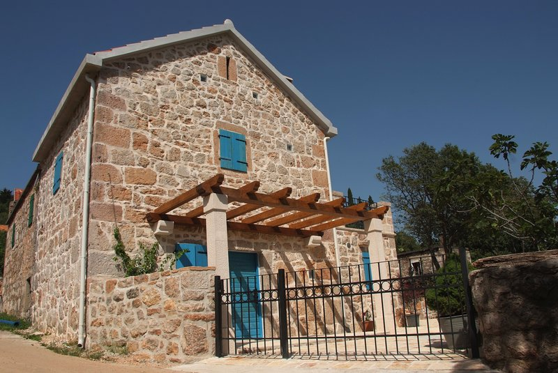 Goranova kuća, alquiler vacacional en Seline