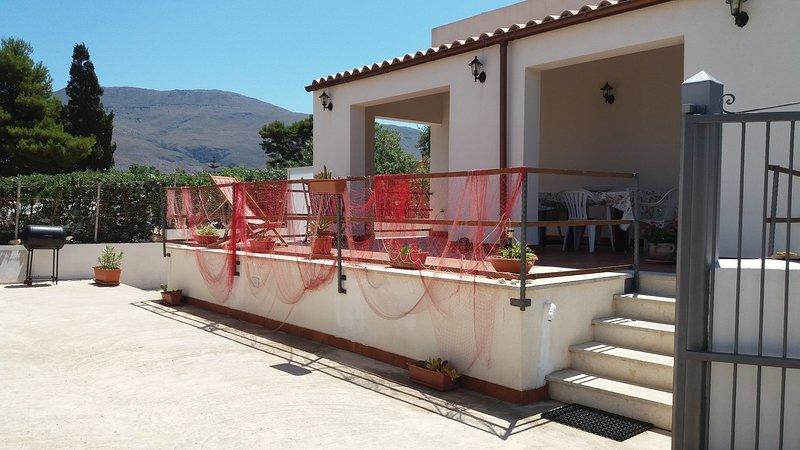 La Casa di Agata, holiday rental in Castelluzzo