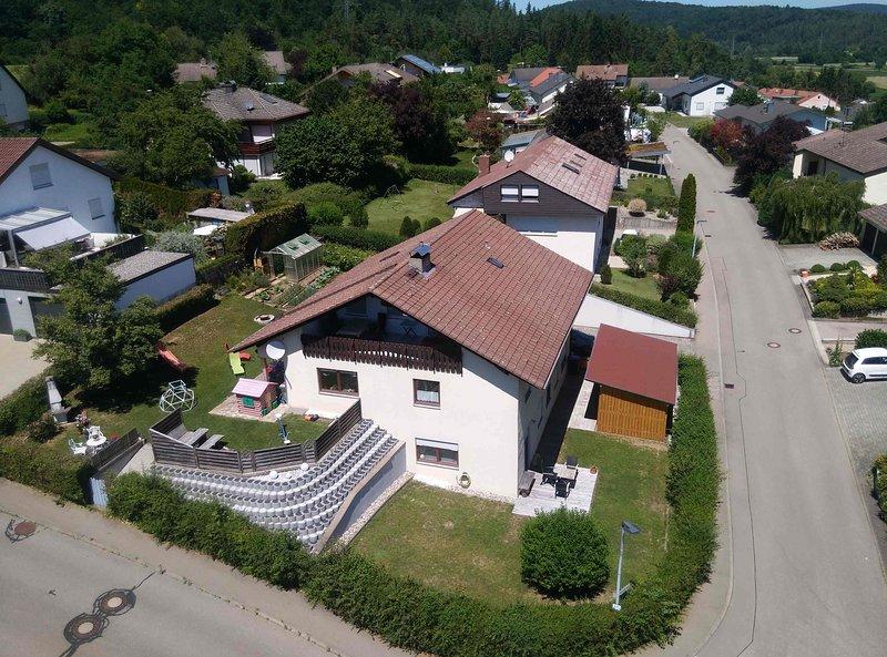 Allgaiers Ferienwohnung 60m², 4 Pers., alquiler vacacional en Hohenstadt