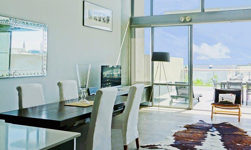 Apartamento de lujo en Mt Eden con vistas espectaculares