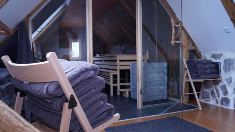 Droomappartement Hochschwarzwald sauna