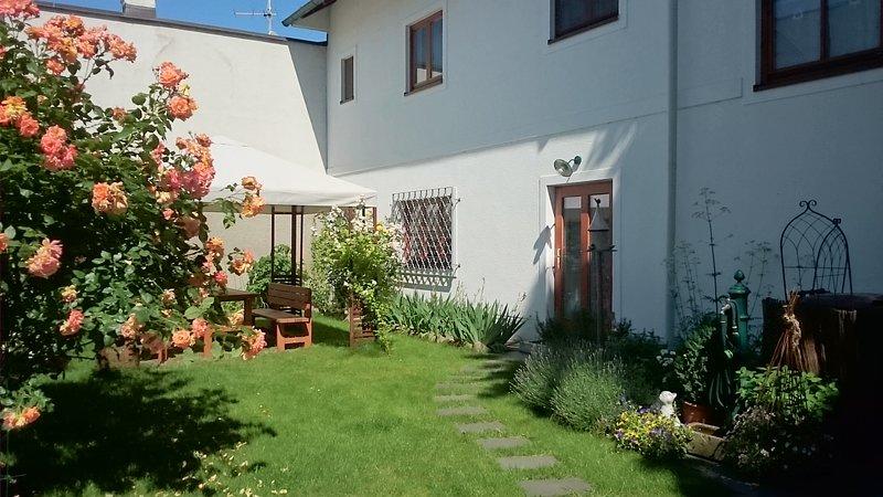 Apartment Kulovits, holiday rental in Leopoldsdorf im Marchfelde
