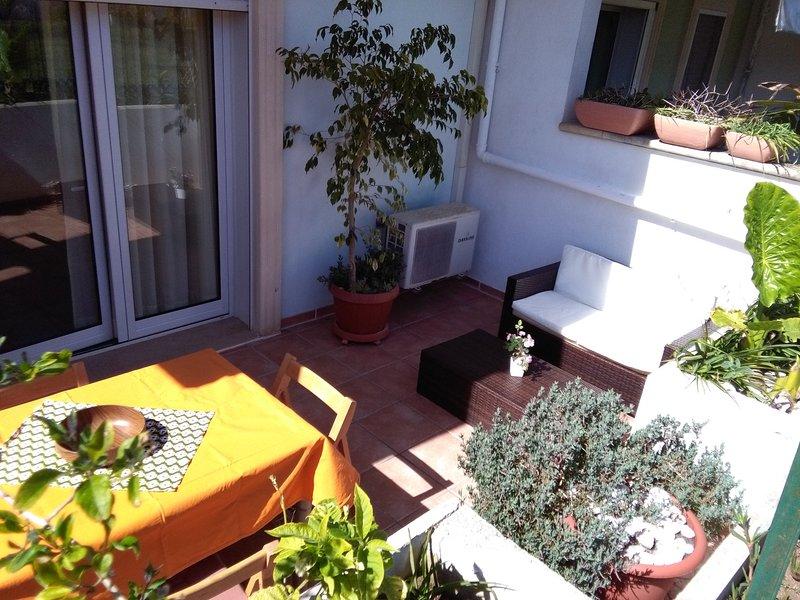 Maison Alighieri oasi verde, location de vacances à Lizzanello