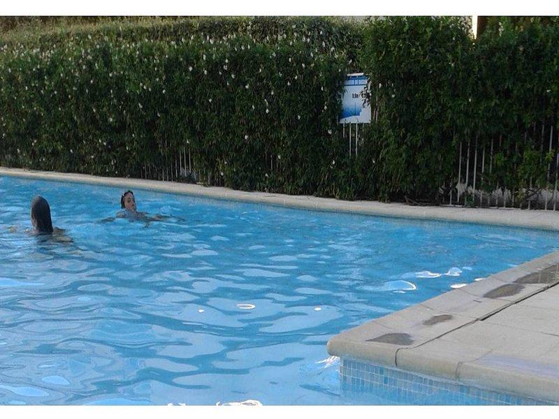 F3_terrasse_panoramique_piscine, vacation rental in Montpellier