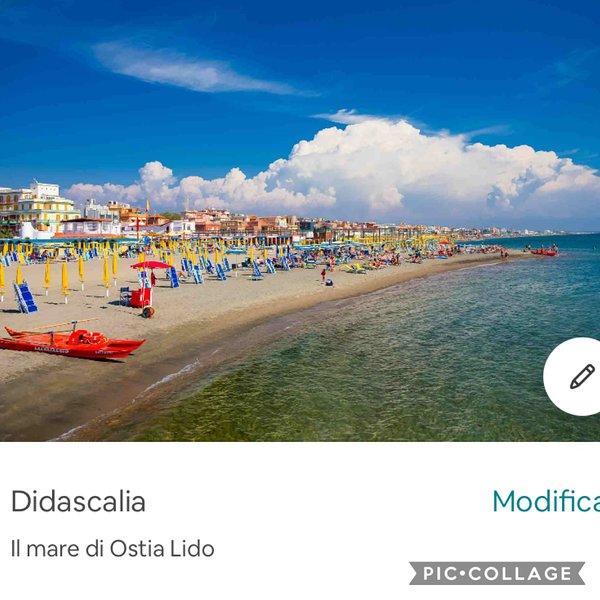Appartamento Ostia Lido - Roma, location de vacances à Lido di Castel Fusano
