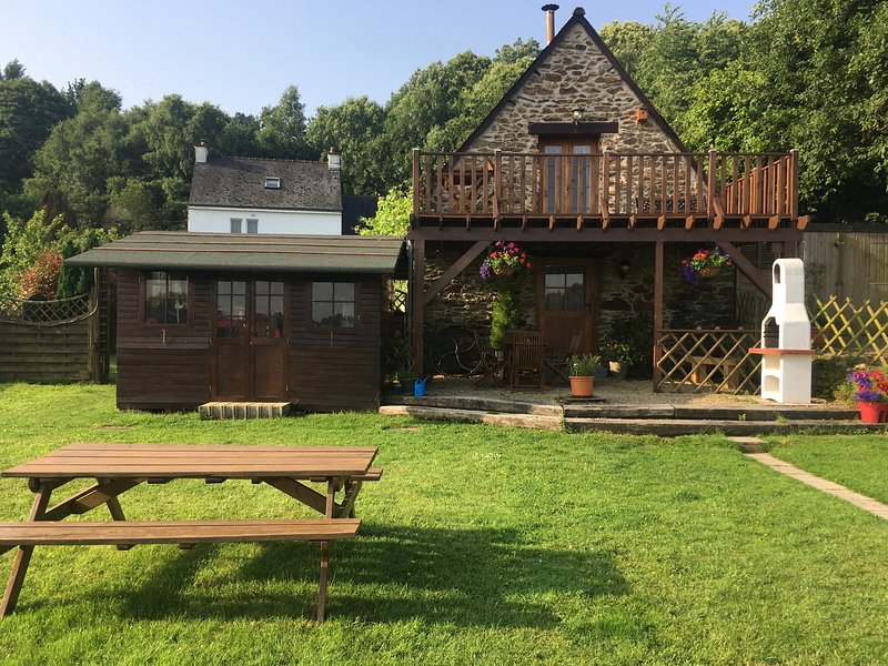 Gites de Camors - Cider Press, location de vacances à Baud