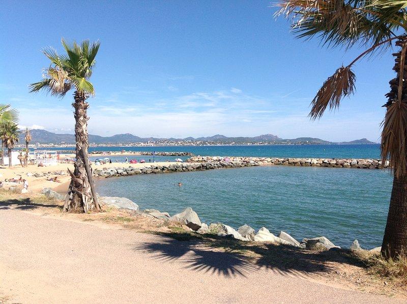 Pins Parasol, location de vacances à Fréjus-Plage