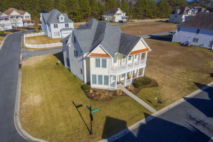 Chasing Your Dreams House Vue par drones