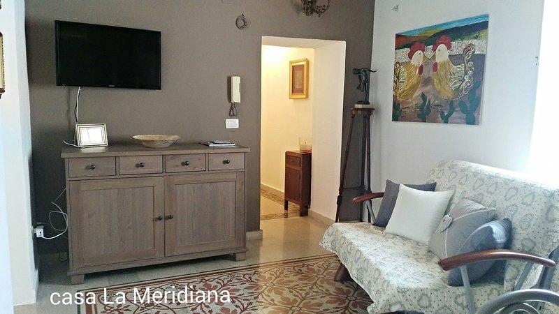 Casa La Meridiana, Ferienwohnung in Isola di Ortigia