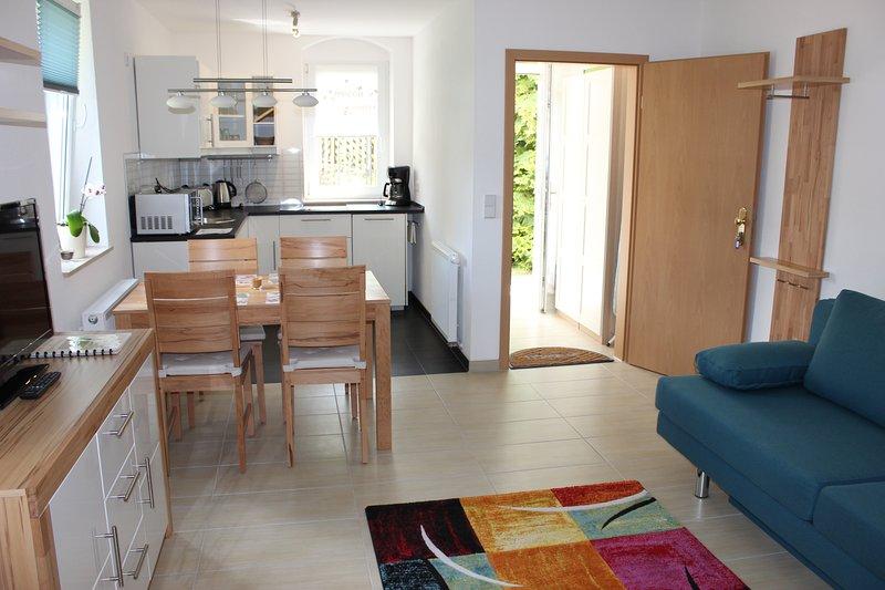 Apartment Dresden, alquiler de vacaciones en Kreischa