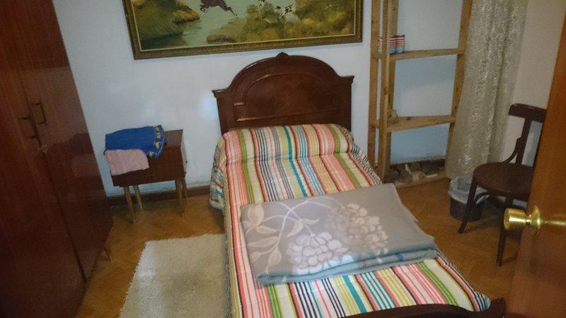 camas, holiday rental in Manganeses de la Lampreana