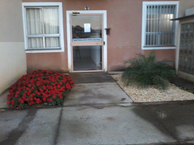 Apartamento grande e aconchegante, alquiler de vacaciones en Santa Cruz de Minas