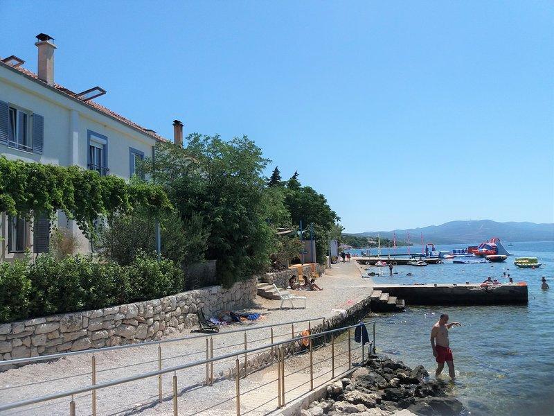 Trascorri delle vacanze indimenticabili nel Residence Palmasol. Direttamente sulla spiaggia