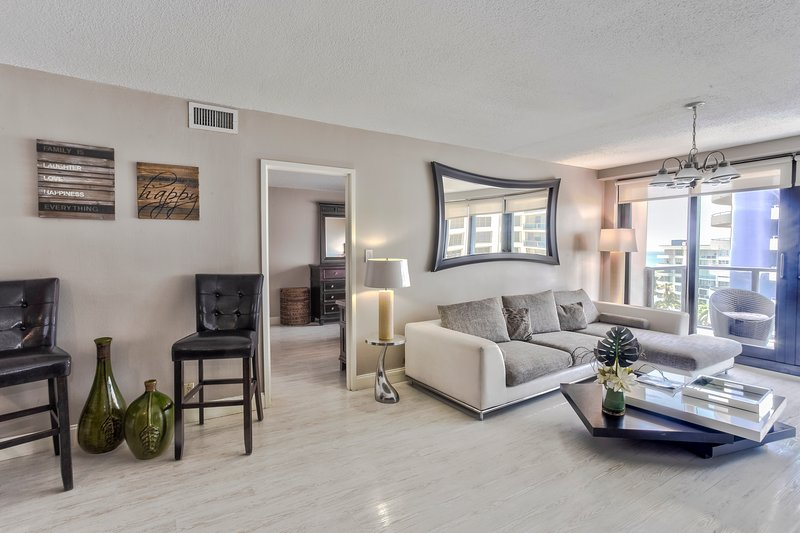 Miami Beach Luxury Condo - Suite 1107, alquiler de vacaciones en Miami Beach