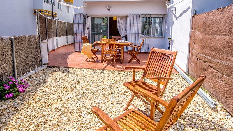 SIBS PILETAS -  Beach & Fun, holiday rental in Sanlucar de Barrameda