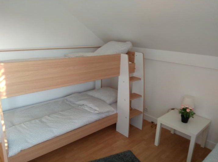 Nice apartment with terrace & Wifi, casa vacanza a Drancy