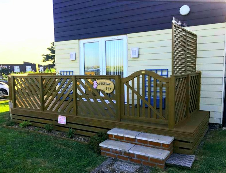 Deluxe 6 berth ground floor apartment near award winning west wittering, location de vacances à West Itchenor