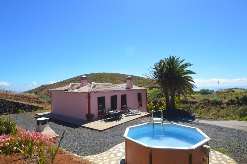 Charming Country house Puntallana, La Palma, casa vacanza a San Andres y Sauces
